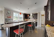 304-McArthur-Mt-Prospect - Kitchen - Globex Developments Custom Homes