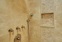304-McArthur-Mt-Prospect - masterbath-shower-detail - Globex Developments Custom Homes