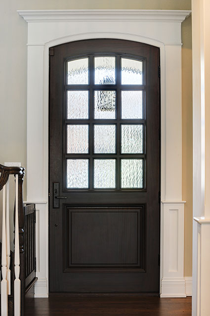 305-Neva-Glenview - Entry-Door-Interior - Globex Developments Custom Homes