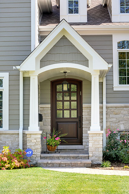 305-Neva-Glenview - Entry-Door - Globex Developments Custom Homes
