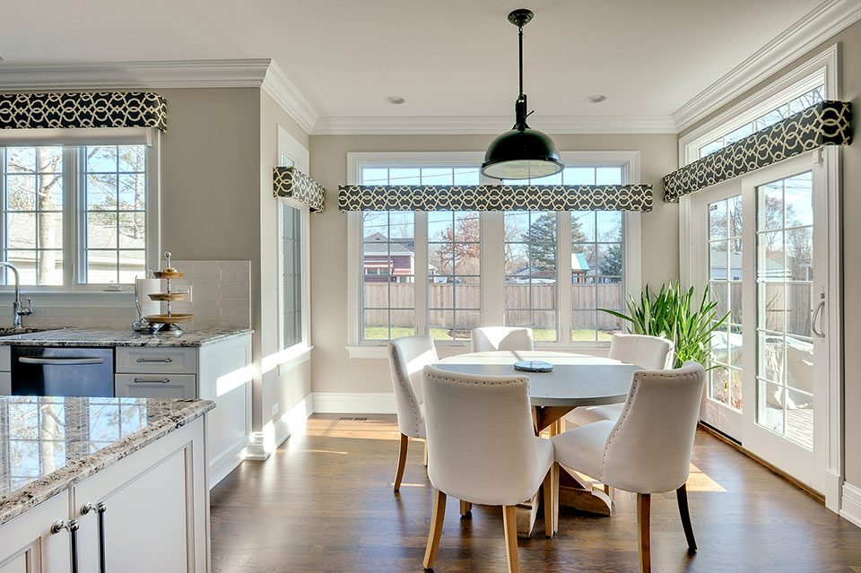 305-Neva-Glenview - Kitchen-Breakfastroom - Globex Developments Custom Homes