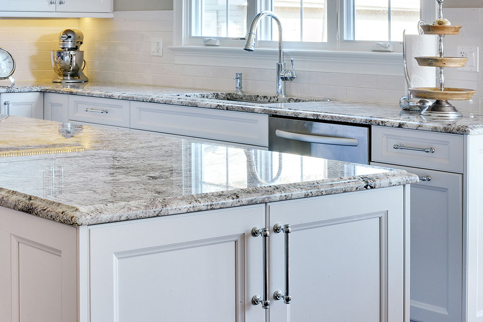 305-Neva-Glenview - Kitchen-Island-Detail - Globex Developments Custom Homes