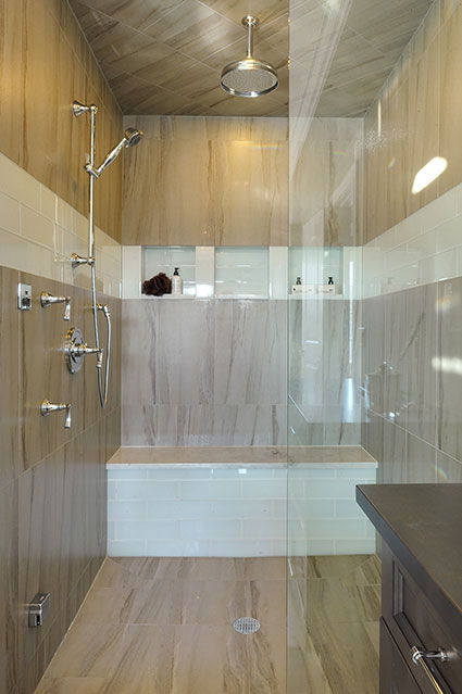 305-Neva-Glenview - Master-Bathroom-Shower - Globex Developments Custom Homes