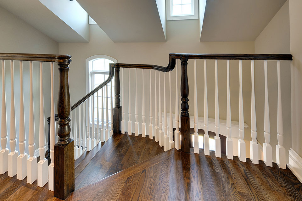 305-Neva-Glenview - Staircase-Foyer - Globex Developments Custom Homes