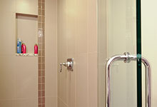 305-Neva-Glenview - Basement Shower - Globex Developments Custom Homes