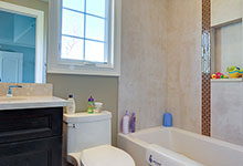 305-Neva-Glenview - Child Bathroom Angle - Globex Developments Custom Homes