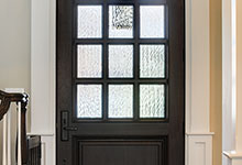 305-Neva-Glenview - Entry Door Interior - Globex Developments Custom Homes