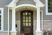 305-Neva-Glenview - Entry Door - Globex Developments Custom Homes