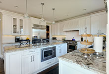 305-Neva-Glenview - Kitchen Cabinets - Globex Developments Custom Homes