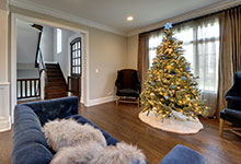 305-Neva-Glenview - Living Room - Globex Developments Custom Homes