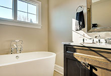 305-Neva-Glenview - Master Bath Detail - Globex Developments Custom Homes