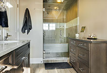 305-Neva-Glenview - Master Bathroom Cabinets - Globex Developments Custom Homes