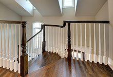 305-Neva-Glenview - Staircase Foyer - Globex Developments Custom Homes