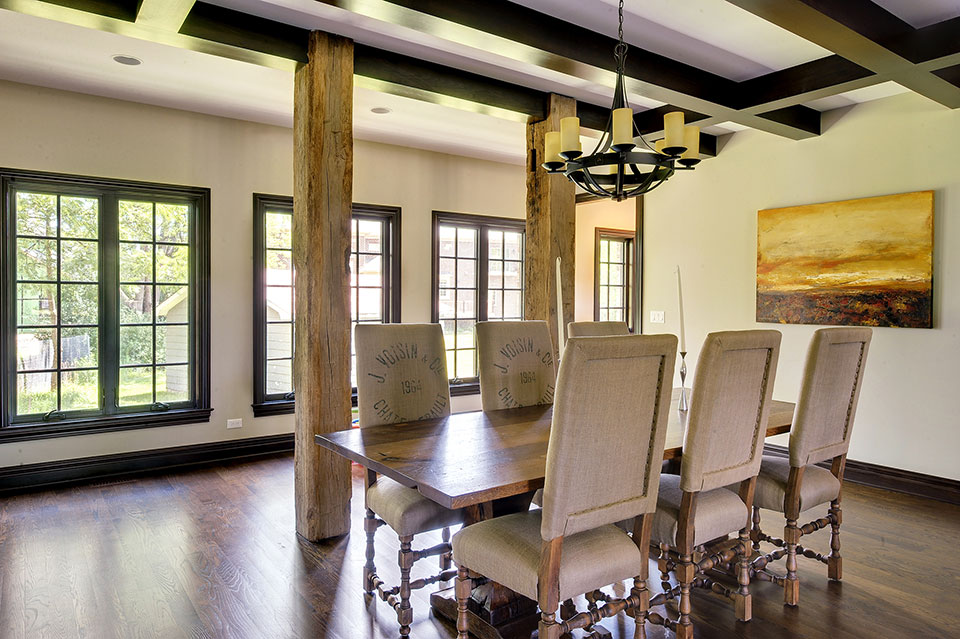 316-Luthin-Oak-Brook - Dining-Room - Globex Developments Custom Homes