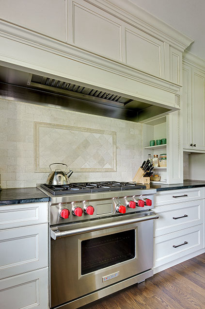 316-Luthin-Oak-Brook - Kitchen-Backsplash - Globex Developments Custom Homes