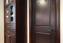 316-Luthin-Oak-Brook - Master Bathroom Doors - Globex Developments Custom Homes