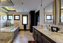 316-Luthin-Oak-Brook - Master Bathroom Entrance - Globex Developments Custom Homes