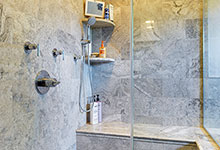 316-Luthin-Oak-Brook - Master Bathroom Shower - Globex Developments Custom Homes