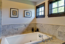 316-Luthin-Oak-Brook - Master Bathroom Tub - Globex Developments Custom Homes