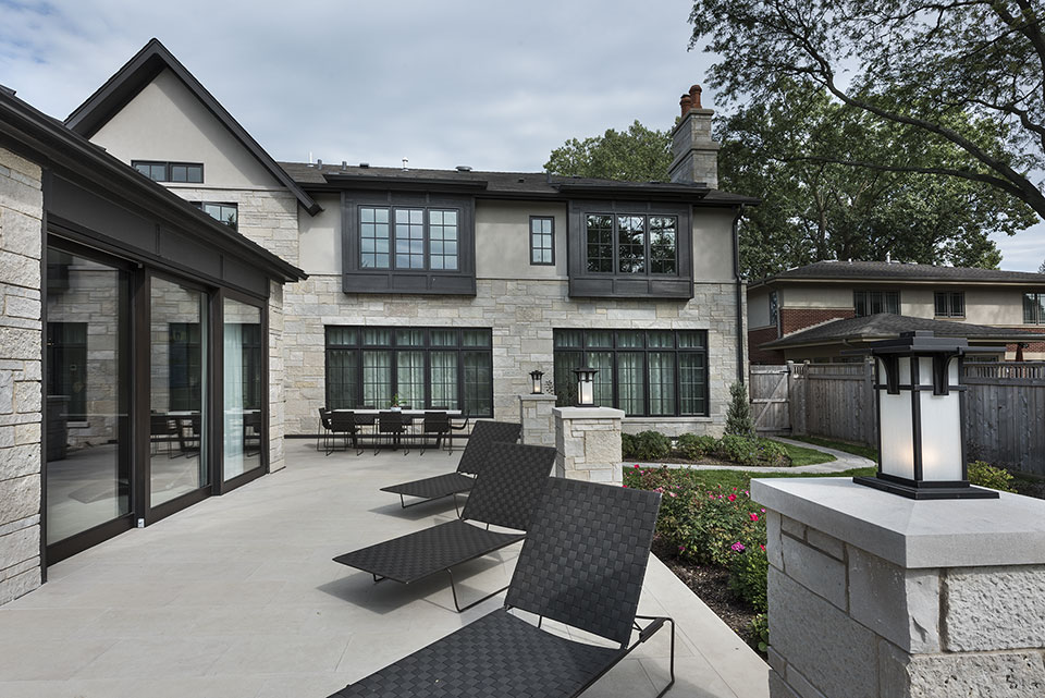 326-Country - Back Porch, Rest Area - Globex Developments Custom Homes