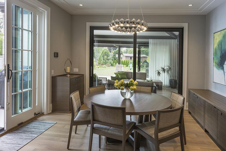 326-Country - Breakfast Area - Globex Developments Custom Homes