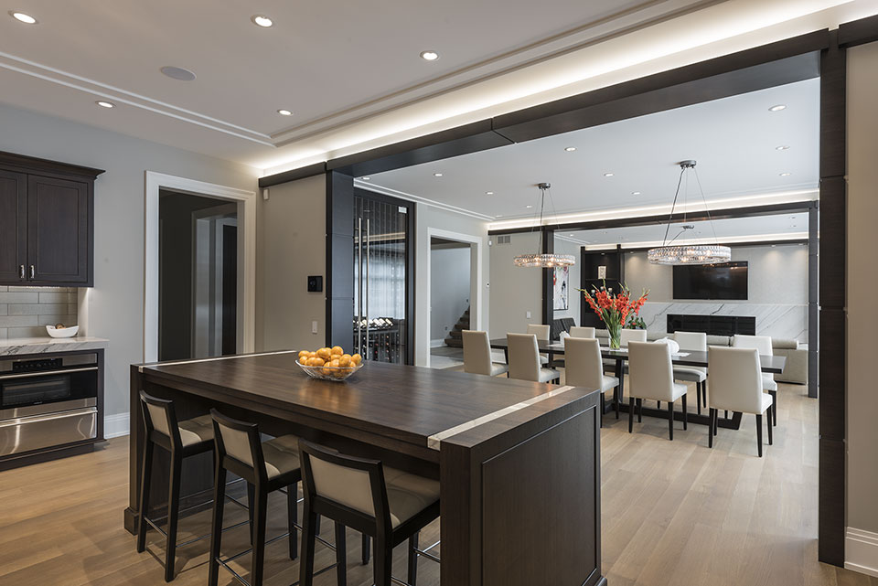 326-Country - Breakfast-Table,-Kitchen - Globex Developments Custom Homes