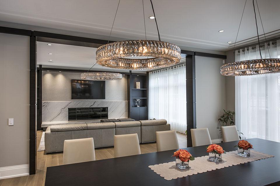 326-Country - Dining Room - Globex Developments Custom Homes