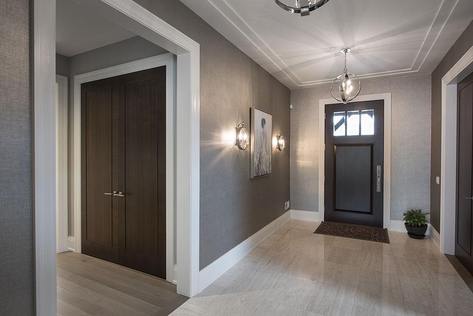 326-Country - Foyer - Globex Developments Custom Homes