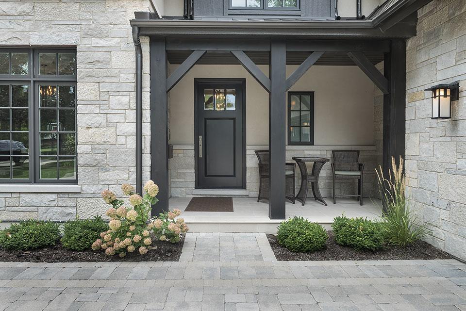 326-Country - Front Door Exterior - Globex Developments Custom Homes