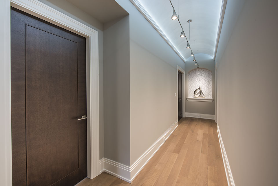 326-Country - Hallway, Second Floor - Globex Developments Custom Homes
