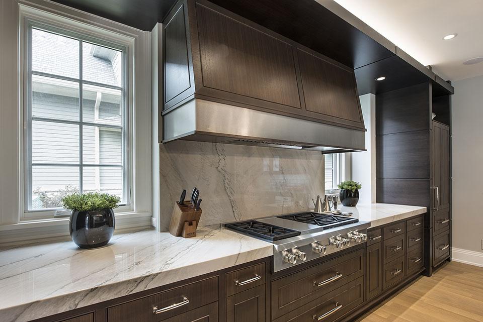 326-Country - Kitchen Backsplash - Globex Developments Custom Homes