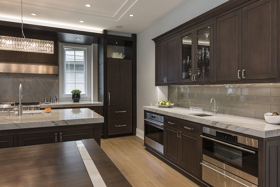 326-Country - Kitchen-Cabinet - Globex Developments Custom Homes