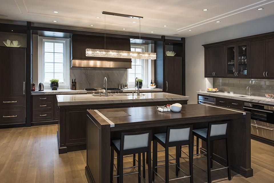 326-Country - Kitchen - Globex Developments Custom Homes