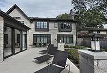 326-Country - Back Porch, Rest Area - Globex Developments Custom Homes
