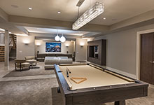 326-Country - Basement - Globex Developments Custom Homes
