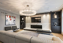 326-Country - Family Room - Globex Developments Custom Homes