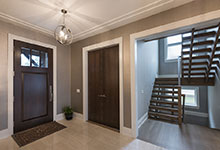 326-Country - Front Door, Stairs - Globex Developments Custom Homes