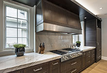 326-Country - Kitchen Backsplash - Globex Developments Custom Homes