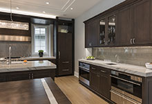 326-Country - Kitchen Cabinets - Globex Developments Custom Homes