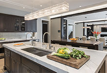 326-Country - Kitchen  - Globex Developments Custom Homes