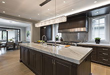 326-Country - Kitchen-Island,-Breakfast-Area-View - Glenview Haus Gallery