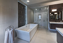 326-Country - Master Bathroom, Tub, Shower - Globex Developments Custom Homes