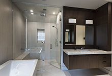326-Country - Master Bathroom Shower - Globex Developments Custom Homes