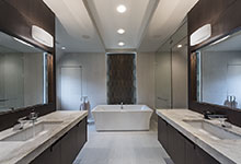 326-Country - Master Bathroom - Globex Developments Custom Homes