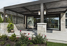 326-Country - Pergola - Globex Developments Custom Homes