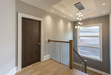 326-Country - Second Floor, Stairs - Globex Developments Custom Homes