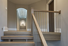326-Country - Stairs, Second Floor Hallway View - Globex Developments Custom Homes