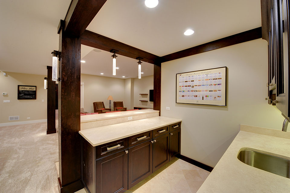 803-Solar-Glenview - Bar-Cabinets - Globex Developments Custom Homes