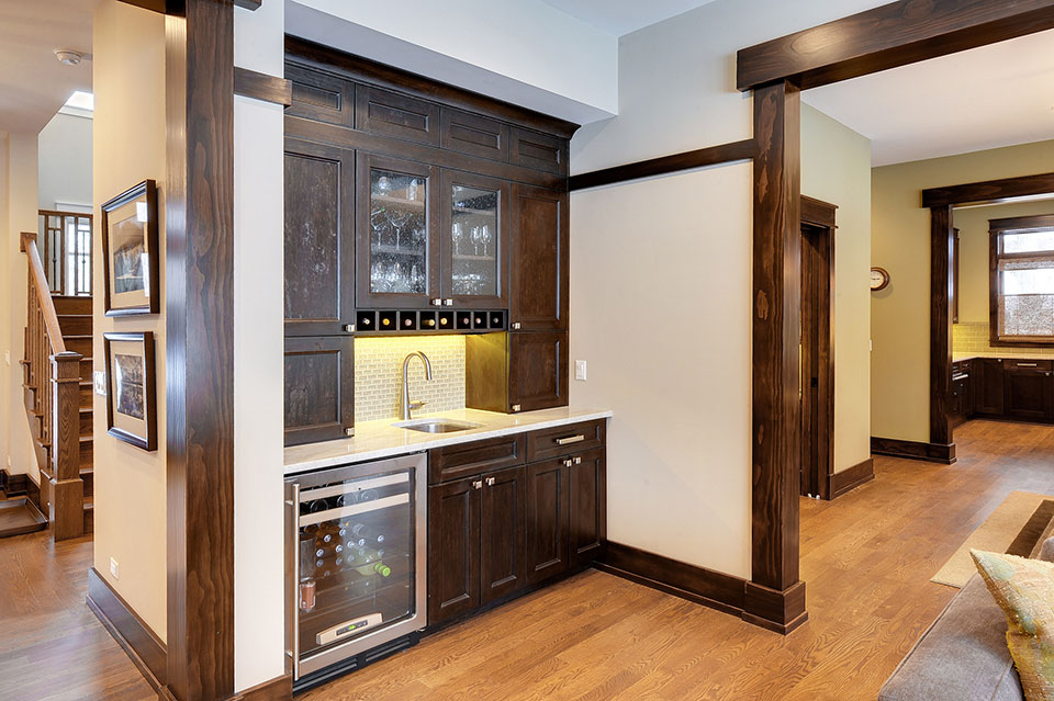 803-Solar-Glenview - Butler-Pantry - Globex Developments Custom Homes