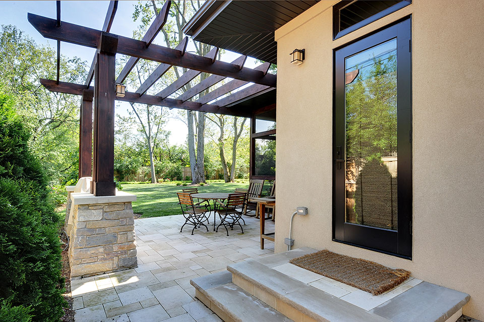 803-Solar-Glenview - Patio-Door - Globex Developments Custom Homes